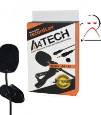 ميكروفون يقه اي a4 tech