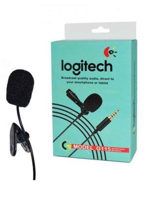 ميكروفون يقه اي a4 tech 3