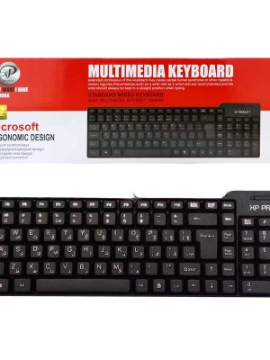 xp 8000a wired keyboard